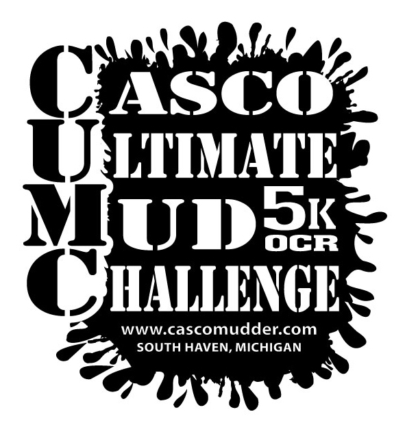 Casco Mud Run Logo 2017